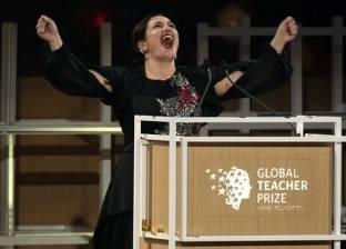 بالفيديو| 5 أسباب لفوز البريطانية بلقب أفضل معلمة في العالم..