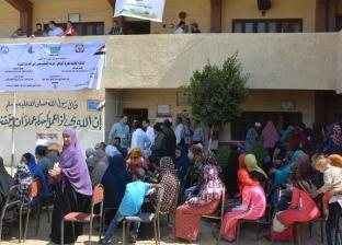 قوافل طبية مجانية تجوب المناطق الأكثر احتياجا في جنوب سيناء
