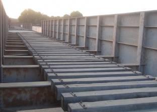 «السيسى» يعيد إحياء خط السكة الحديد «السادات - كفر داود» بعد 10 سنوات من الإهمال