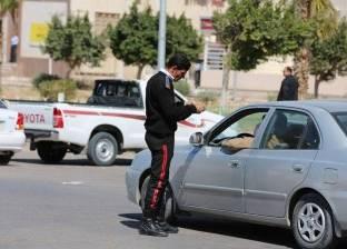 المرور تنصح قائدي السيارات بالابتعاد عن شارع الأزهر أثناء احتفالات مولد الحسين