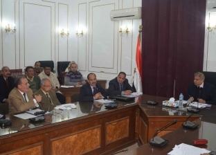 """محافظ المنيا يستقبل وفد اتحاد طلاب """"شمال سيناء"""""""