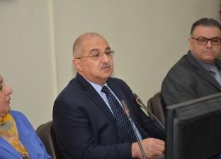 خطة عمل شاملة لتطوير مستشفى أسيوط الجامعي