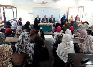 """""""تعليم القاهرة"""": توصيل """"وصلات نت خارجية"""" لـ237 مدرسة.. وعجز 2000 معلمة"""