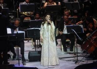 ماجدة الرومي تشكر دار الأوبرا ووزيرة الثقافة على تكريم والدها