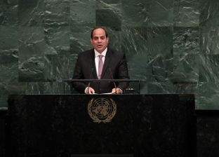 """قبل حضوره لاجتماعاتها.. حصاد زيارات سابقة لـ""""السيسي"""" إلى الأمم المتحدة"""
