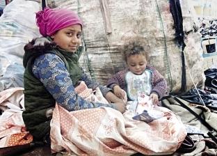 القمامة فى حياة «شيماء»: مهنة للعيلة.. وملعب للعيال