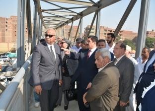 افتتاح 3 كباري مشاه بقليوب بتكلفة 11 مليون جنيه
