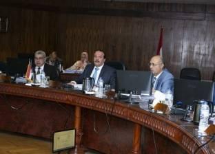 جامعة طنطا ترقي 9 أعضاء هيئة تدريس.. وتعين 17 مدرسا