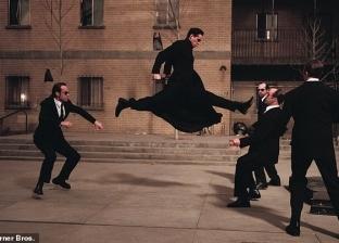 """""""السلسلة حصدت جوائز أوسكار"""".. الإعلان عن جزء رابع من فيلم Matrix"""
