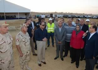 """""""رئيس الإسكان"""": احتلال الجيش المصرى للمركز """"12"""" عالميا يدعونا للفخر"""