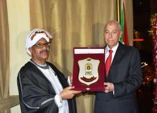 محافظ أسوان يشهد احتفال القنصلية السودانية بالذكرى الـ 61 لاستقلال السودان