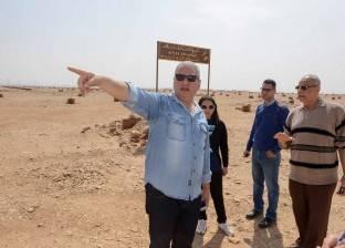 أصحاب أرض مشروع إسكان «مرصد حلوان»: ننتظر توصيل المرافق منذ 25 عاماً