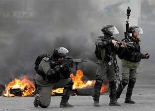 إصابة عشرات الطلاب الفلسطينيين باختناق جراء استهداف الاحتلال لمدرسة