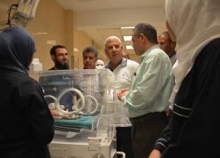 محافظ مطروح يحيل مقاول مستشفى الضبعة للتحقيق