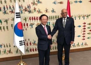 رئيس جمعية الصداقة البرلمانية الكورية يشيد بجهود مصر في إحلال السلام