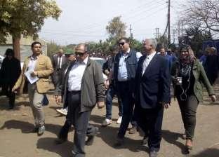 وزير الزراعة: إنتاج مصر من القمح سيتخطى الـ9 مليون طن لأول مرة