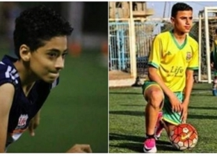 تشييع جثمان لاعب الكرة الغريق الثاني في مياه أبوقير بالإسكندرية