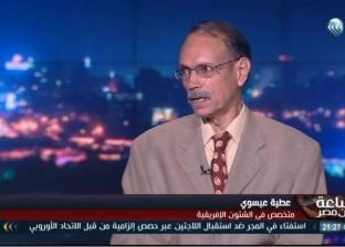 عطية عيسوي: العلاقات السودانية المصرية تدور حول نفسها