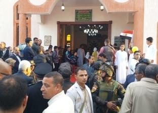 """وزير الأوقاف يفتتح مسجد بقرية """"الخربة"""" في شمال سيناء"""