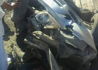 إصابة 3 أشخاص في حادث سيارة بمرسى علم