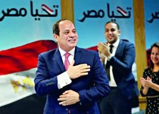 بالفيديو| جهود السيسي لإعادة بناء الدولة واستعادة مكانة مصر وقوتها الناعمة