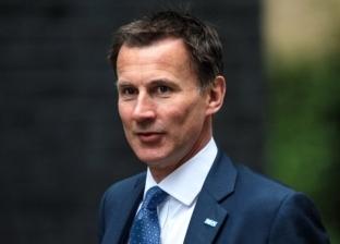 وزير خارجية بريطانيا في إيران لبحث الاتفاق النووي