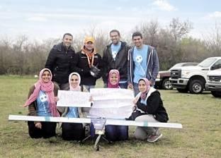 «هندسة الإسكندرية» تحصد المركز التاسع فى مسابقة عالمية