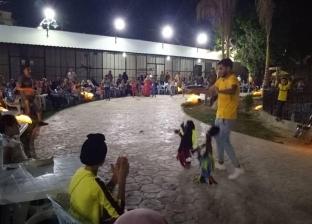 كورال وعرائس واكتشاف مواهب.. حفلات فنية بالمجان للأطفال في حدائق مطروح