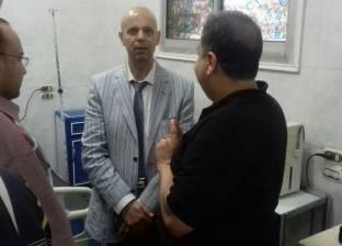 إحالة 4 أطباء و5 تمريض بمستشفى ههيا للتحقيق