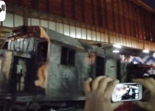 عاجل| النائب العام يصدر بيانا بشأن حريق محطة مصر