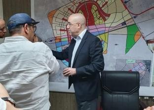 وزير الإسكان يستعرض خدمات مياه الشرب بمحافظة القاهرة