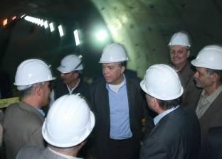 وزير النقل: افتتاح الجزء الأول من المرحلة الرابعة للخط الثالث للمترو أكتوبر 2018