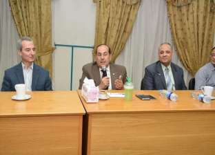بالصور| لأول مرة في صعيد مصر.. افتتاح  وحدة لزراعة قوقعة الأذن بسوهاج