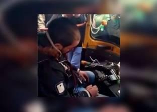 إحالة الضابط المتهم بقتل سائق التوك توك بالمنوفية إلى محكمة الجنايات