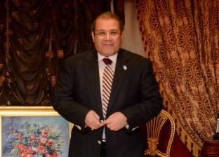 """حسن راتب: """"السيسي"""" قادر على توحيد الأمة العربية والإسلامية"""