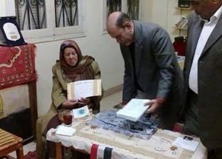 العثور على جثة أرملة الشاعر محمد عفيفي مطر مقتولة في المنوفية