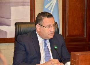 محافظ الإسكندرية يناقش آخر مستجدات ملف تقنين أراضي أملاك الدولة