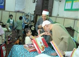 """""""أوقاف الغربية"""" تكرم حفظة القرآن الكريم في مسابقة الإجازة الصيفية"""