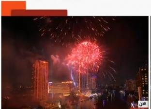 بالفيديو| احتفالات إندونيسيا وتايلاند بالعام الجديد