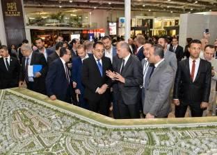 """مدبولي: إنجاز 60% من 4704 وحدات بـ""""سكن مصر"""" في المنصورة الجديدة"""