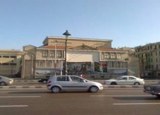 """تطوير حديقة """"بيرم التونسي"""" ضمن مبادرة """"عمار يا إسكندرية"""""""