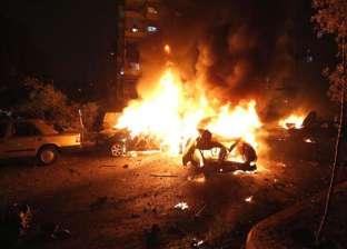 انتحاري يفجر نفسه أمام مركز شرطة في ليبيا