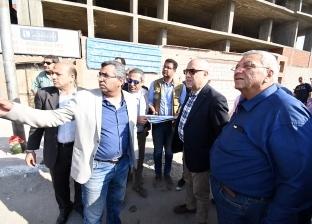 وزير الإسكان يتفقد مشروع تطوير منطقة طلمبات المكس في الإسكندرية