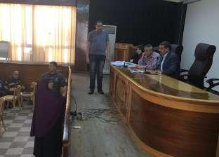 بحث 49 شكوى خلال لقاء سكرتير عام محافظة كفر الشيخ الأسبوعي
