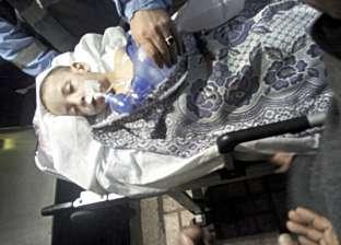 «أدهم» يصارع الموت بعد إصابته بنزيف فى المخ على يد زوج الأم