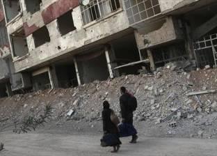 الجيش السوري يعثر على شبكة أنفاق ومدافع هاون في جوبر