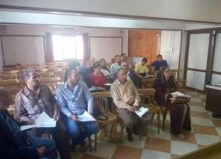 بروتوكول تعاون لخدمة البيئة بين تعليم الاسماعيلية وجامعة القناة