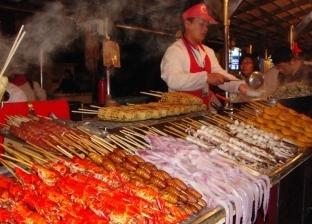 شوربة خفافيش وعيون التونة.. أغرب الأكلات الشعبية الصينية