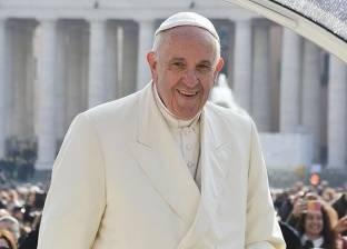 البابا فرانسيس يبحث ملف القدس مع العاهل الأردني