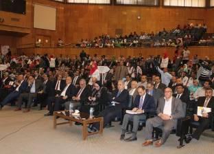 انطلاق ملتقى الاستثمار في صعيد مصر بجامعة أسيوط